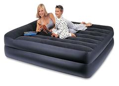 充气床垫特点解析 体验不一样的睡眠感受