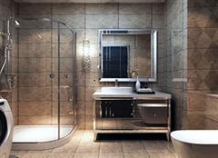 卫生间有哪些风格搭配 瓷砖选择是关键