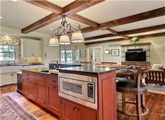 厨房铺设木地板好不好多 方面为你解析