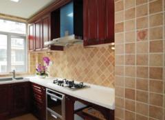 选购厨房瓷砖要考虑的因素 主要是这四点
