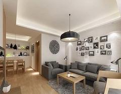 客厅装修墙面颜色搭配技巧 除了白色你还有很多选择