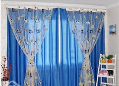 选购客厅窗帘要考虑的因素 一起来看看