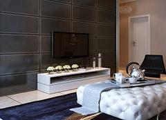 客厅电视背景墙该怎么设计才合理