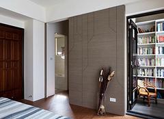 四种多功能书房装修设计方案