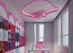 儿童房吊顶如何设计才合理 爱孩子要行动