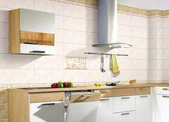 厨房瓷砖挑选小技巧 就要装的恰到好处