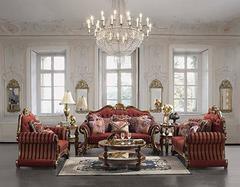 户型装修欧式家具选购要点 还你一个公主梦
