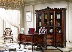 欧式风格书柜详细介绍 给你遨游书海的感觉