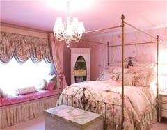 如何打造梦幻公主卧室 方法有哪些呢