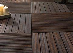 什么是防腐地板 材质选购要多留心