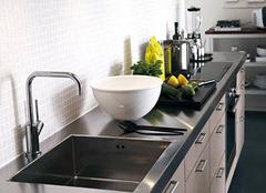 选购厨房水槽秘籍 带来舒适人生