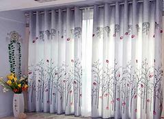 儿童房窗帘选择要注意哪些 让家焕然一新