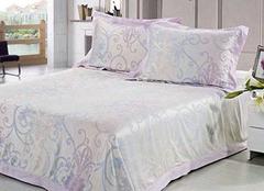 真丝床品优势详解 助你睡眠更舒适