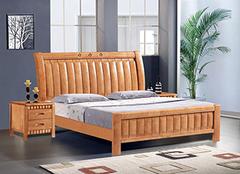 橡木床优劣简析 床具也要抓质量