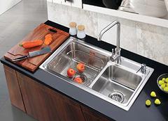 选购优质不锈钢水槽技巧 耐磨防潮易清洁