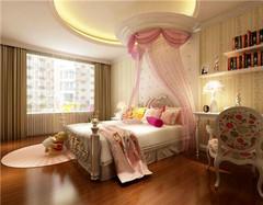 欧式儿童房风格怎么装修好