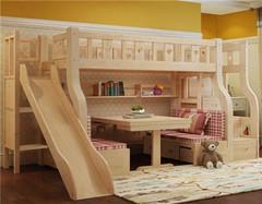 儿童床怎么选择才好 有哪些技巧呢