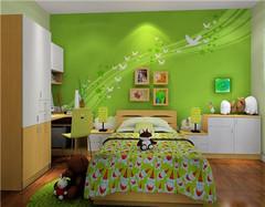 儿童房装修适合用什么颜色好