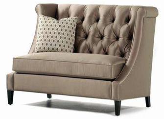 双人沙发挑选的陷阱 切忌不要掉进去