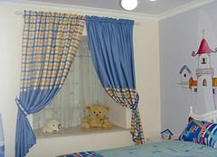 飘窗的窗帘要如何来选购 so easy!
