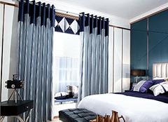 卧室窗帘适合什么颜色 丰富你的生活