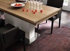 全自动伸缩餐桌的优缺点分析 买了却不懂它?