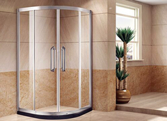 简易淋浴房功能解析 卫浴也能更精致