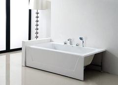 花式选浴缸 带你看选购亚克力浴缸的方法有哪些