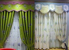 如何搭配窗帘色彩 装修菜鸟必看