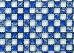 水晶马赛克和玻璃马赛克的区别 从四个方面可以看出