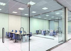 安装无框玻璃门最全方法有哪些 更大空间不是事儿