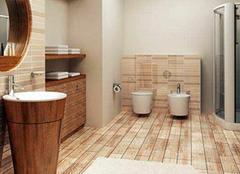 选购卫生间地板砖有哪些小诀窍 格调就是这么装出来的