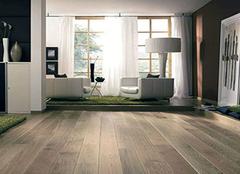 多种地板颜色搭配 为家居置换不同风格