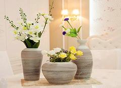 家居花瓶风格解析 给家居更好的搭配