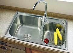 厨房水槽要单盆还是双盆好 消费者擦亮眼