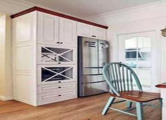 冰箱嵌入餐边柜搭配技巧 冰箱嵌入餐边柜保养清洁