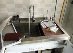 不锈钢水槽水渍产生的原因 预防不锈钢水槽水渍及方法