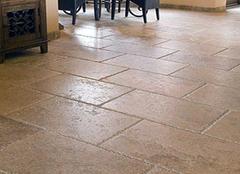 瓷砖和地板性价对比 客厅装修建材挑选很重要