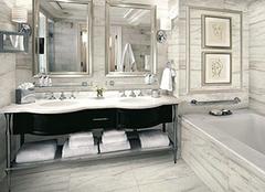 想要安装大理石瓷砖 施工步骤不可忽视