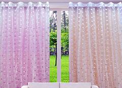 选择窗帘布艺注重哪些方面 材质细节一个不能少