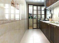 厨房瓷砖怎么选 有哪些注意事项