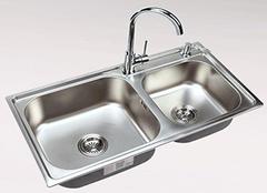 帅丰集成水槽的优势 厨房特显明亮宽敞