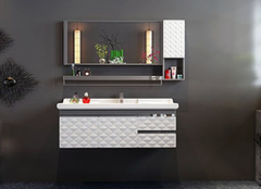 浴室柜应该如何选择 为家居增添实用美感