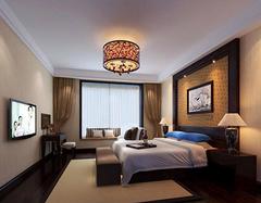 中式卧室装修有哪些注意事项 传承经典之美