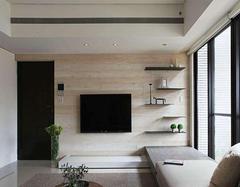掌握电视背景墙装修技巧 打造和谐家居生活