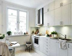 翻新厨房装修有哪些注意事项 记住这几招很重要