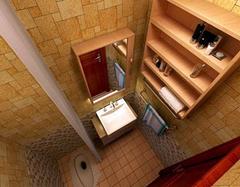 装修小卫生间的技巧有哪些 几个办法让空间更宽敞