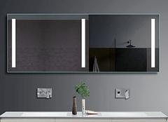 浴室镜正确挑选方法 就要追求高颜值