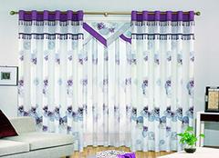简欧风格的窗帘要如何搭配 实地逛店多款比较