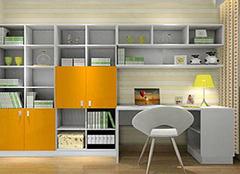 家长应该如何挑选儿童书柜 款式选择带来多种组合